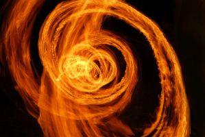 Dancing fire IV by Seselgis