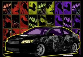 Zombie Mobile by Scarecrow3000