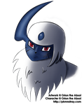 Orion Bust (Digital) by Orion-the-Absol