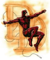 Daredevil by Iconograph