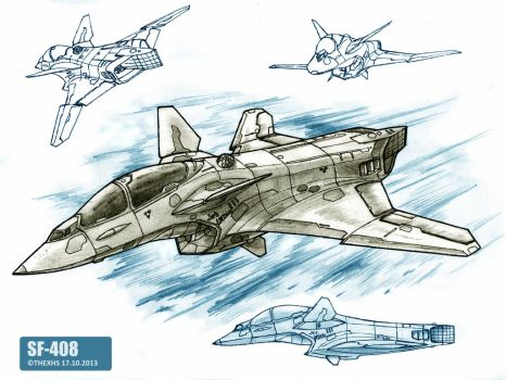 SF-408 by TheXHS
