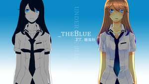 -_theBlue- by umitou