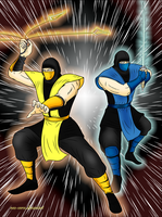 The Deadly Alliance by neo-verse