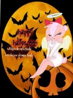 ..:giggles halloween:.. by domocienta