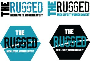 the rugged logo by aaronhockey
