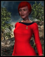 Robyn - Hair Variation by celticarchie