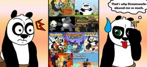 Why Kung Fu Panda is so abused by DreamWorks by LotDarkos