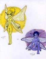 .::Tatl and Tael::. by Luifex