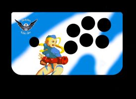 Hori EX2 Killer-Bee V1 Decal by ThornBlackstar