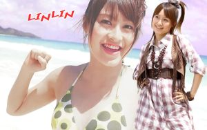 LinLin_Wallpaper by deJeer