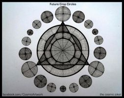 Future Crop Circles by the Cosmic Joker. by The-Cosmic-Joker