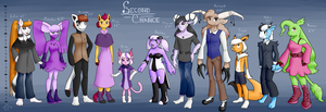 Second Chance Height Chart by Lily-Bell-Cat