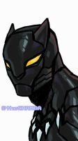 001 - Black Panther by theCHAMBA