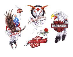 Harley Davidson by Lord-Diablo