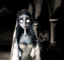 The More Corpse Bride by RedSoul77