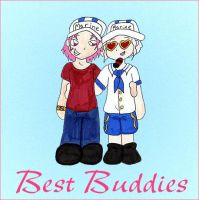 Best Buddies by beanchan