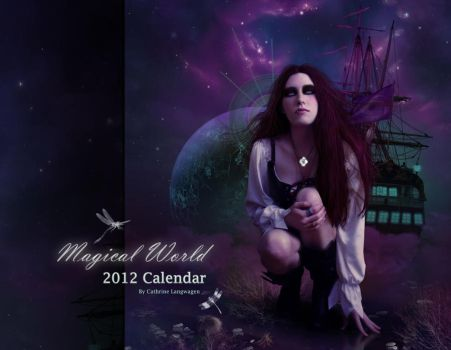 Calendar 2012 by CassiopeiaArt