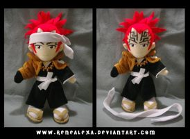 Com_Renji_Bankai_Plushie by renealexa