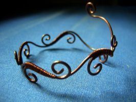 Tattoo Armlet by pikabee