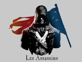 Les Assassins by Design-By-Humans