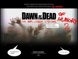 Dawn of the Dead of Hungry 2 by Amaro-House