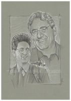 Harold Ramis tribute by BikerScout