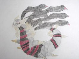 Giratina reverse world form by Death-By-Insanity