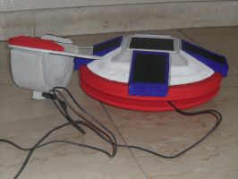 Duel Disk Prototype Yugioh by YUGIOHPASSIONCOSPLAY