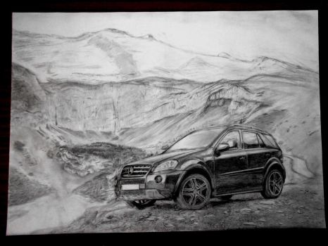 Car of the mountaints xD (80% done) by AndynoSK