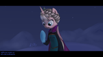 Elsa The Pony by DimetraPaywer