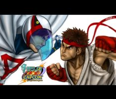Tatsunoko vs Capcom by idiotbassist62090