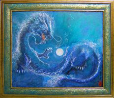 2012 Year of the Water Dragon by Achiru-et-al