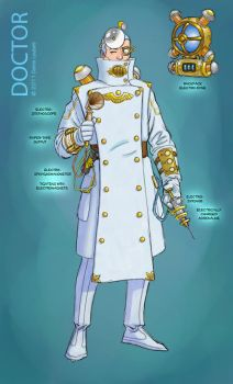 Early SotA Doctor Concept by dloubet