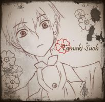 Tamaki Suoh by MoPotter