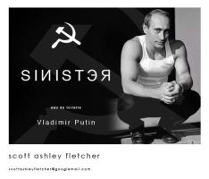 Sinister: Vladimir Putin Ad by beetlebox