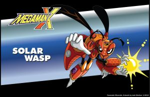 MMX Fan Maverick - Solar Wasp by justicefrog