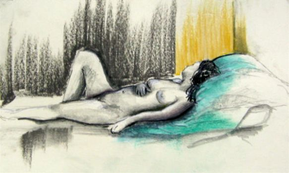 Life Drawing 3 by opsmainframe