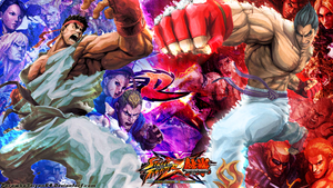 SFxT Wallpaper by ParawkaSaiyan64