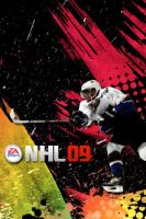 NHL 09 - iPhone Wallpaper by Murderotica024