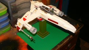 New Republic Frei Tek E-Wing Starfighter 02 by wingzero-01-custom