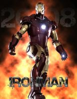 Ironman by bediscovered