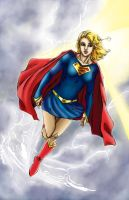 Supergirl II by ChrisNewmann