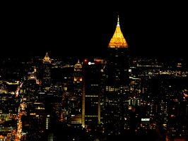 From 72 Floors up I Give you Atlanta by ABT-Photography