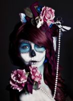 Candy Skull by kerkera