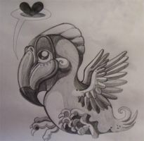 History Dodo by Feathers-of-Love