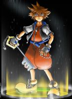 Sora on a savepoint by clingwrap