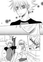 Soul Eater Doujinshi: Just Listen! - p.09 by nayght-tsuki