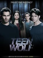 Teen Wolf - Season 2 Promo Poster by FastMike