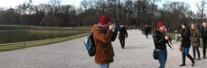 Me taking pictures... by nellunellu
