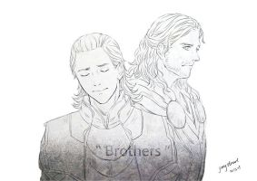 Brothers 02 by yangStreet